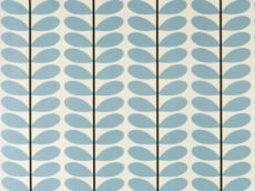 Orla Kiely Two Colour Stem Powder Blue